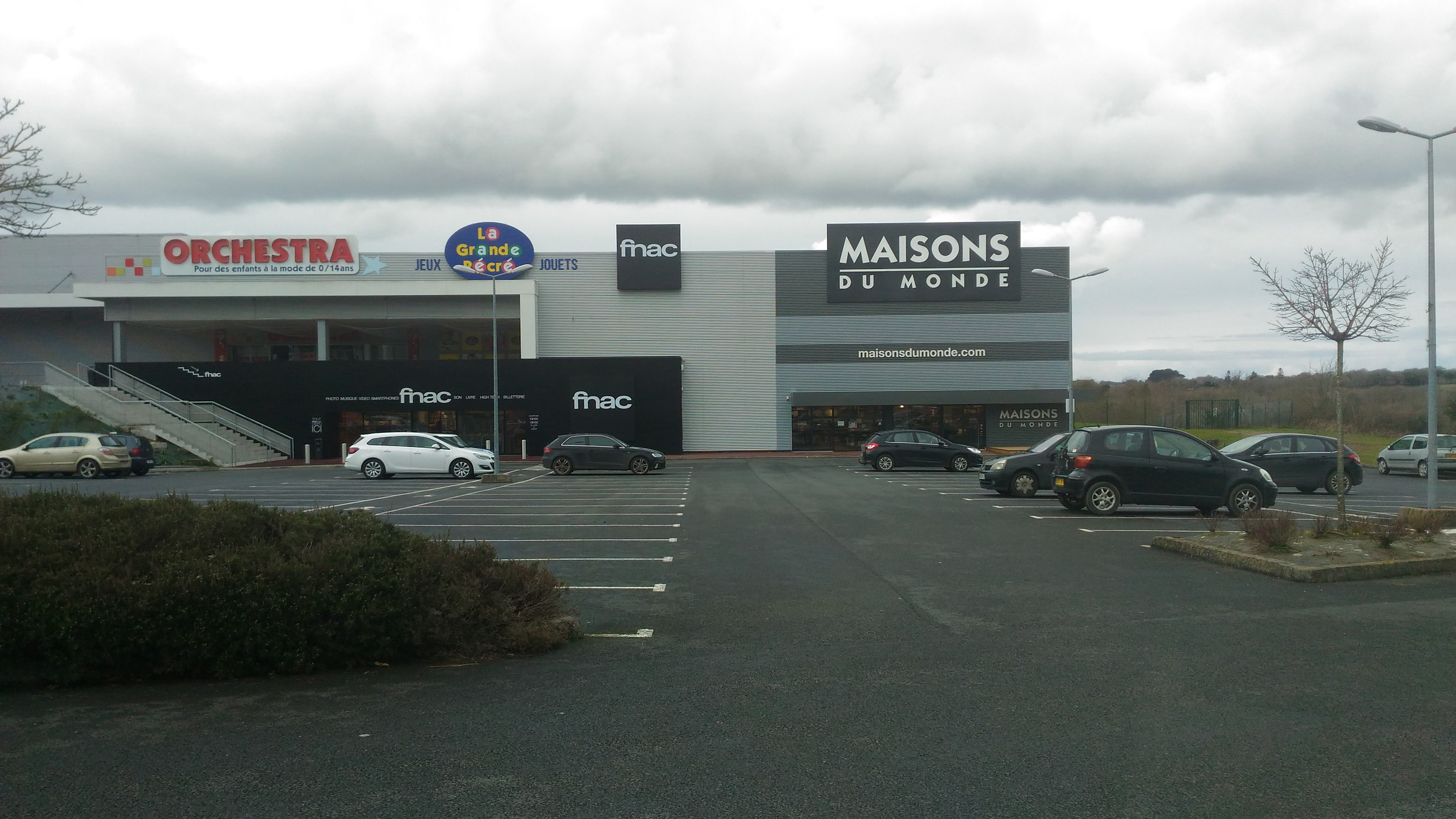 MAISONS DU MONDE  Immo Ouest - Immobilier commercial au Mans